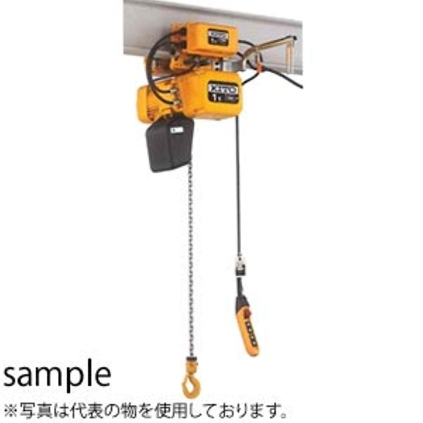 生理伝染性粗いキトー エクセルER2M 1速形 ER2M030S-S (3t 揚程6M)