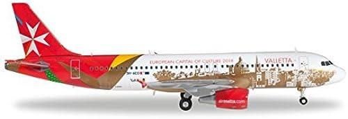 almacén al por mayor Herpa Air Malta A320 1 20 Valletta () by Daron Daron Daron  la red entera más baja
