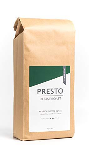 Presto Hauseigene Kaffeebohnen für die Perfekte Tasse Kaffee am Morgen - 100 % Arabica - 1KG