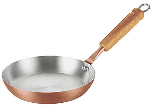 田辺金具『ふんわり銅のぱんけーきpan16cm』