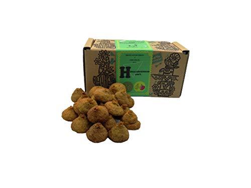 Waniyanpi Snacks 100% Hipoalergénicos para Perros con alergias alimentarias. Elaborados con Fruta y Zanahoria- 200g