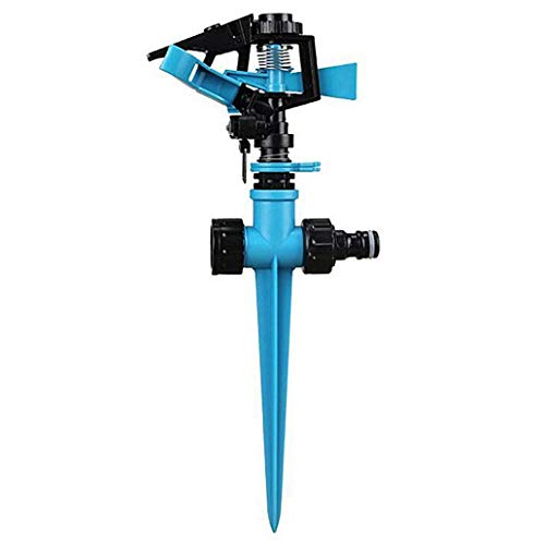 Great Features Of LC-Tools 360 Degree Automatic Rotation Lawn Water Sprinkler Garden Irrigation Spr...