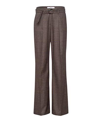 BRAX Damen Style Maine Hose, Beige (Walnut 55), 42 EU