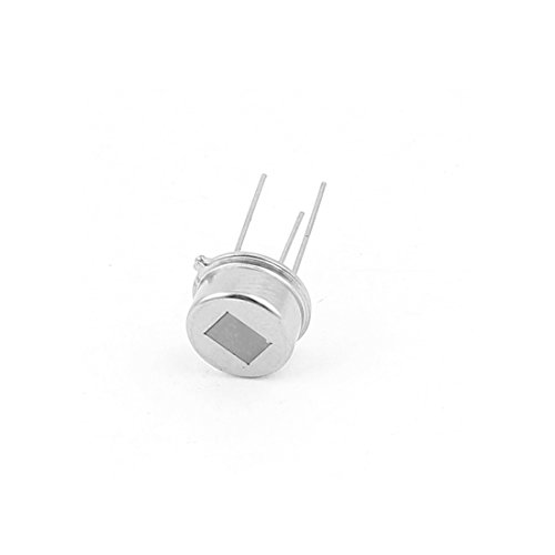 uxcell Pyroelectric PIR Infrared Radial Sensor Human Motion Detector D203S