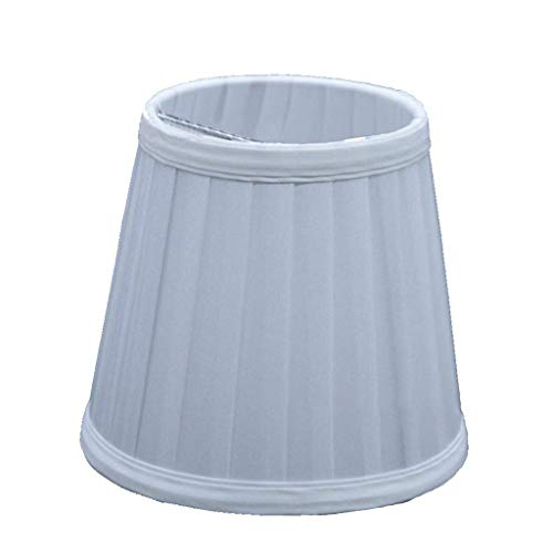 JALAL 110mm Vine Fabric Pleated Lampshade Modern European Table Desk Bed Lamp Cover Holder Lamp Shade Lamp Holders