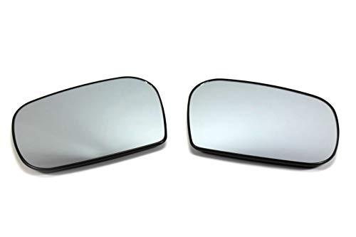 Satz Spiegelgläser links und rechts außen (ab 2010) Lada Niva M / 4x4 / Taiga/Urban