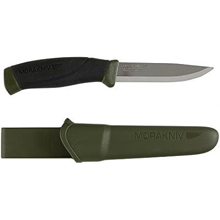 モーラ・ナイフ Mora knife Companion MG (ステンレス)