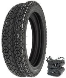Dunlop Vintage K70 Tire Set - Tir Yamaha Compatible XS650 with Limited Special OFFicial Price
