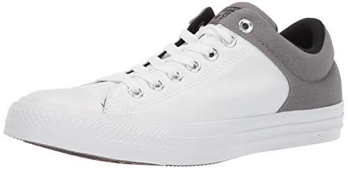 Converse Men#039s Unisex Chuck Taylor All Star Street Low Top Sneaker Mason/White Black 13 M US