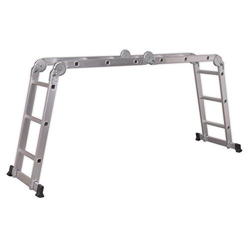 SEALEY afpl1 échelle Plateforme pliable en aluminium 4 en 131