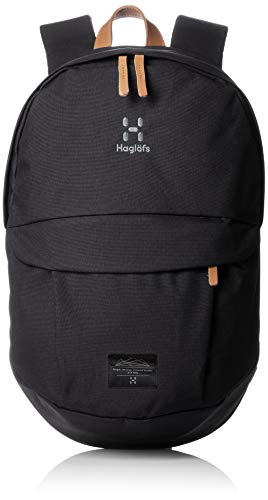 Haglöfs Särna Backpack, Men, True Black, One Size