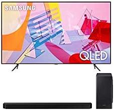 Samsung QN43Q60TA Ultra High Definition Smart 4K Quantum HDR QLED TV (2020) with a Samsung HW-Q900T 7.1.2 Channel Soundbar...