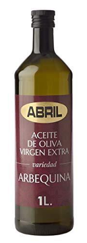 Abril Aceite de Oliva Virgen Extra Arbequina 1 L - Caja de 6 botellas