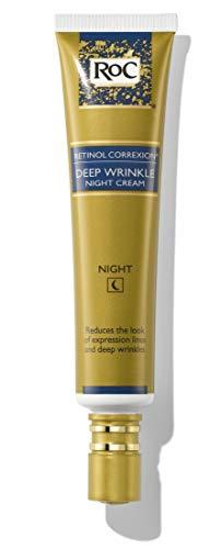 RoC Retinol Correxion Deep Wrinkle Anti-Aging Retinol Night Cream, 1 Ounce (Packaging May Vary)...
