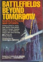 Battlefields Beyond Tomorrow: Science Fiction War Stories 0517641054 Book Cover
