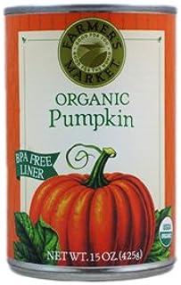 Farmers Market: Organic Pumpkin (6 X 15 Oz)