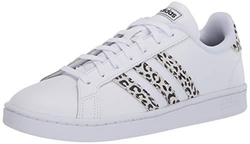 Adidas Grand Court Sneaker da uomo, (bianco multicolore bianco.), 40.5 EU