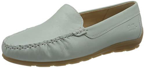 ARA Women's Loafer Flat, Mint, 7.5