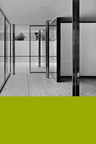 Ludwig Mies van der Rohe: Wiederherstellung / Reconstruction. Barcelona 1929/198. BRÜNN/BRNO 1930/2012