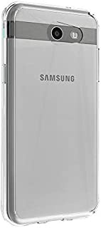 Galaxy J3 Case, Ftonglogy Air Cushion HD Clear TPU Silicone Slim Case Cover For Galaxy J3 Prime/J3 Emerge/Express Prime 2/Amp Prime 2/J3 Mission/J3 Eclipse/J3 Luna Pro