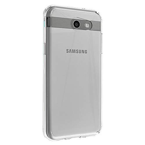Ftonglogy Galaxy J3 Case, Air Cushion HD Clear TPU Silicone Slim Case Cover for Galaxy J3 Prime/J3 Emerge/Express Prime 2/Amp Prime 2/J3 Mission/J3 Eclipse/J3 Luna Pro