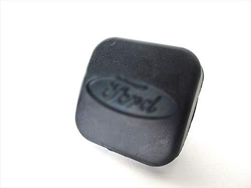 Fantastic Deal! New Fоrd Logo Rubber Receiver 1 1/8 Tow Bar Cap29mm Hitch Cover Class 2 Super