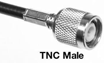 3ft N Male to TNC Male Cable LMR240U