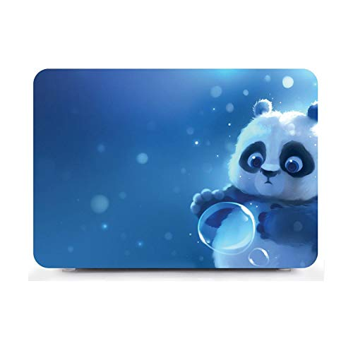 Sticker 2020 New Pro13 Cute Pattern Laptop Hard Shell Case Cover For Apple For Macbook For Air 11 For Air 13 Pro Retina Touch Bar 12 13 15 16 Inchs-Dw7-13New Whitefor Mac A1342