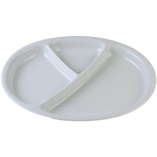 Hasami Yaki Yumeji Oval 25.5cm Large Plate Porcelain Made in Japan