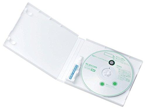 エレコム レンズクリーナー TV用クリーナー Blu-ray用 シャープ対応 湿式タイプ AVD-CKSHBDR