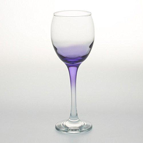 Lav - verre venue 24.5 cl violet (lot de 6)