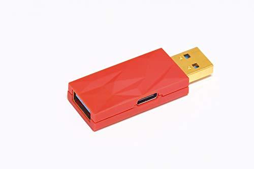 iFi iDefender+ USB Audio Ground Loop Eliminator (Type A > A)