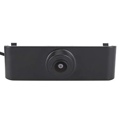 Cámara de visión frontal, cámara CCD automática, cámara de estacionamiento frontal, visión nocturna, detección de movimiento, apta para A4L 2013