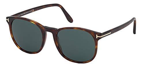 Gafas de Sol Tom Ford ANSEL FT 0858 Havana/Blue 53/20/145 hombre