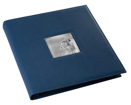 Red Co. Fotoalbum aus Kunstleder, für 600 Fotos à 10 x 15 cm Navi