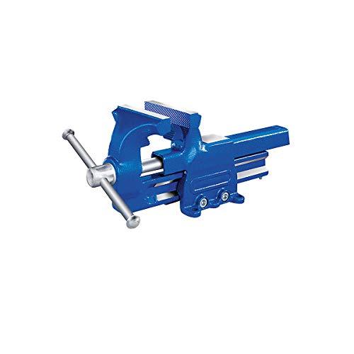 Parallelschraubstock – geschmiedeter Stahl – Breite Backen 140 mm – Schraubstock Zubehör für Werkbank Schraubstock Parallelstock Zubehör