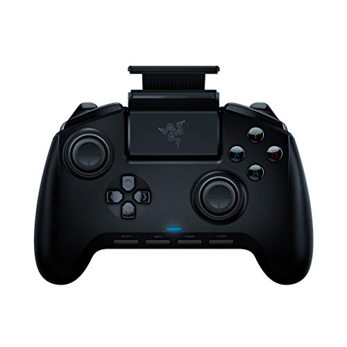 Razer Raiju Mobile: Ergonomic Multi-Function Button Layout - Hair Trigger Mode - Adjustable Phone Mount - Mobile Gaming Controller