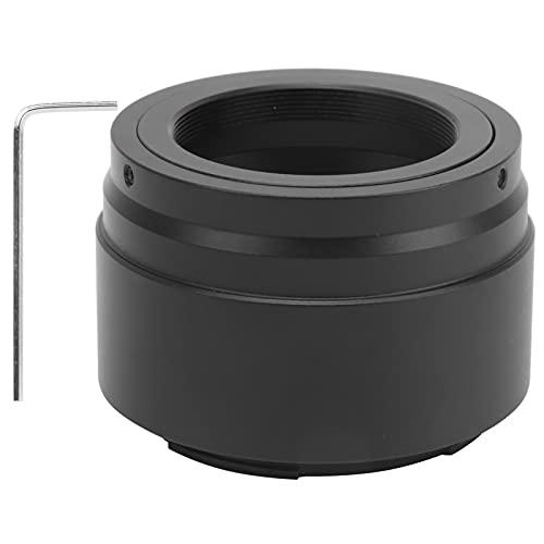 Deror Adaptador de telescopio a cámara M42x0,75 mm Anillo Adaptador de Lente de telescopio a cámara para T2 a para cámara Nikon Z Mount