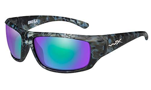 Wiley X WACOME12 - Gafas de sol unisex para adulto, multicolor, talla única