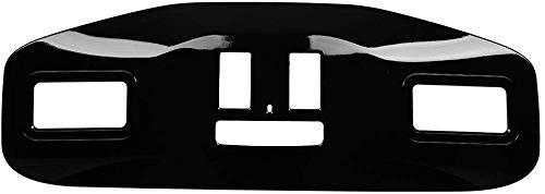 Onbekend ABS-kunststof achterdak leeslamp lamp-decoratieve sticker-afdekking trim voor 5 2017-2018 (piano zwart) geen merk