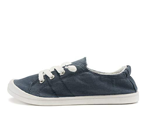 Top 10 best selling list for denim shoes flats slip on