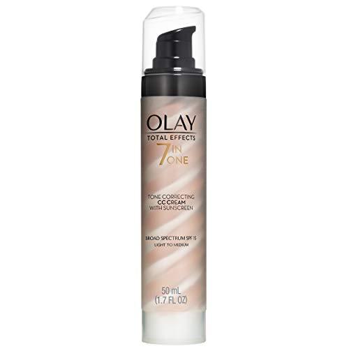 Olay Total Effects Tone Correcting CC Cream SPF 15, 1.7 fl oz