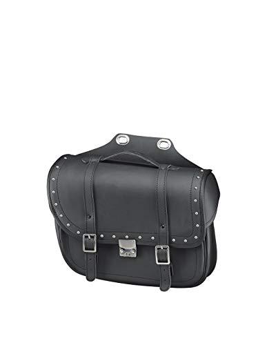 Held Cruiser Bullet Satteltasche mit Nieten