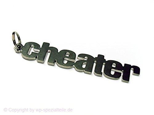 Preisvergleich Produktbild Cheater Schlüsselanhänger NEU Gaming Accessories