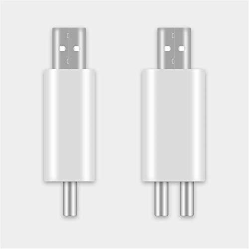 Lan Wiederaufladbare CR425 Batterien Set für Angeln schwimmt USB Ladegerät + Lithium Batterien Angeln Zubehör