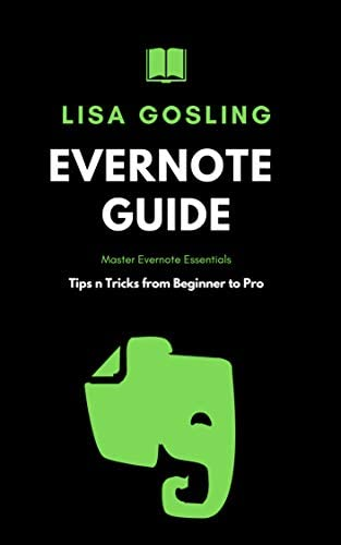 Evernote Guide Master Evernote Essentials Tips n Tricks from Beginner to Pro product image