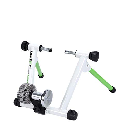 DSHUJC 330 LBS Bicycle Turbo Trainer Entrenador de Bicicleta de Carretera 750W...