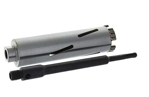 Diamant Bohrkrone SDS-plus lang (200mm) Aufnahme Nutzlänge 180 mm Ø 32 mm Betonbohrkrone Kernbohrer
