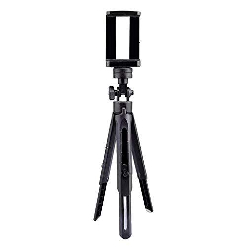 B Blesiya Supporto per Fotocamera Universale Da Viaggio per Treppiede Supporto Telescopico Regolabile a 360 Gradi