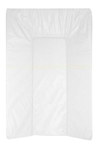 Looping - Matelas à Langer 3 Pentes en PVC Fabriqué France - Grande Taille, Entretien Facile (Blanc)